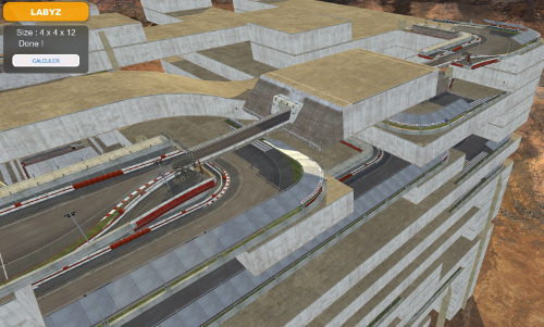 Image Trackmania de Labyrinthes